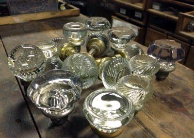 Glass & Crystal Doorknobs