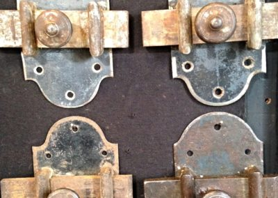French-Iron-Slide-Bolts